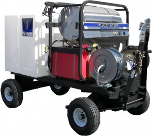 Tow & Stow Pressure Washer Cart