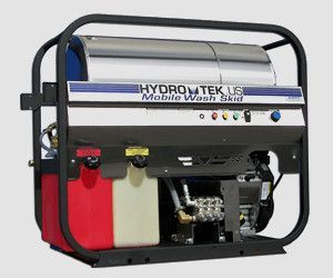 Hydro Tek - Industrial and Commercial Pressure Washing Systems