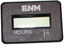 Digital hour meters