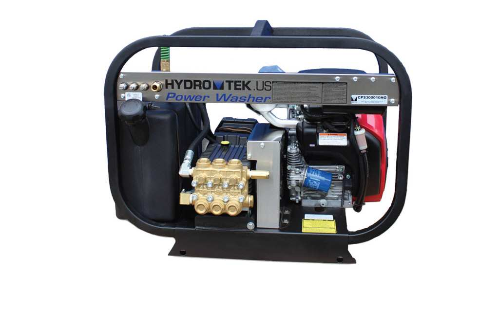 CPS Series Industrial Cold Water Pressure Washers