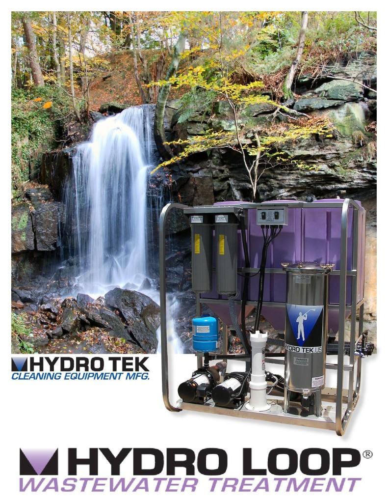Hydro Loop Waste Water Treatment Brochure Page1