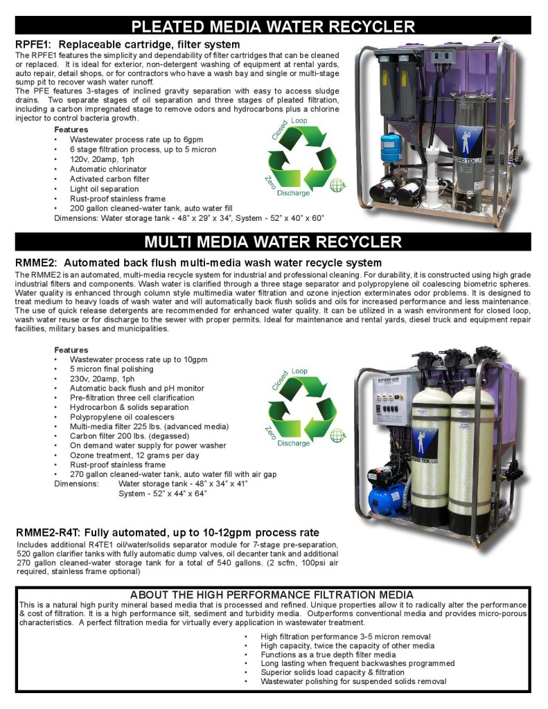 Hydro Loop Waster Water Treatment Brochure Page3