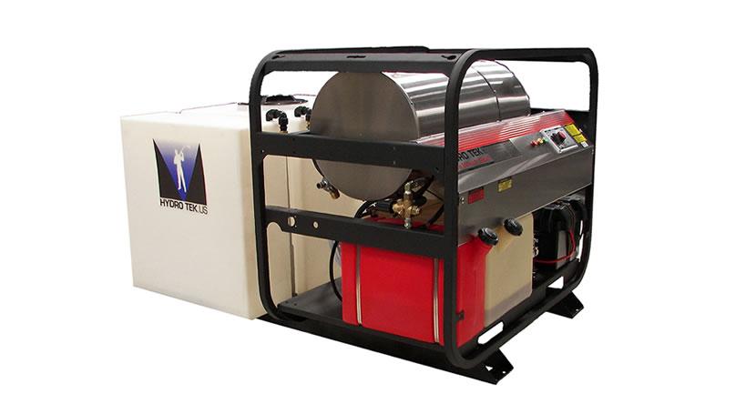 Hydrotek Skid Mount Pressure Washers