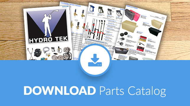 Download Hydro Tek Pressure Washer Parts  Catalog