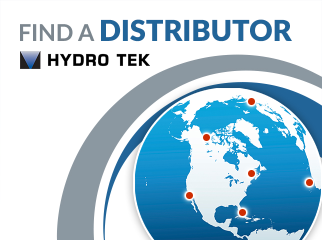 Find Hydrotek Distributors