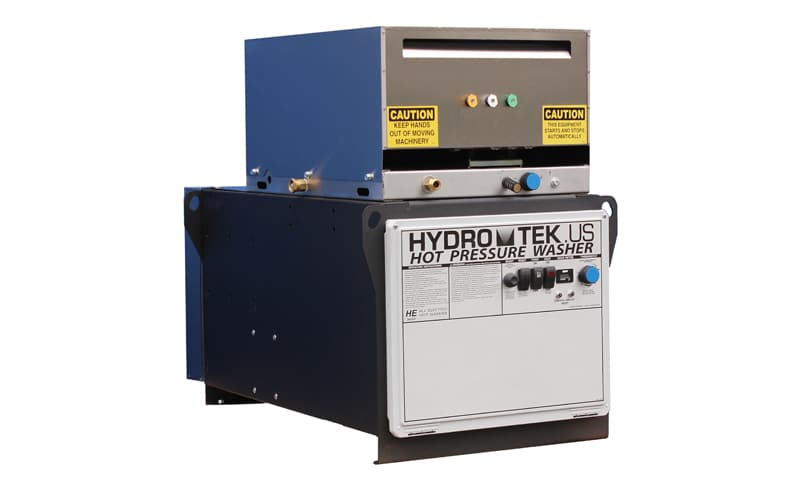 Industrial Amp Commercial Hot Water Pressure Washers Hydro Tek
