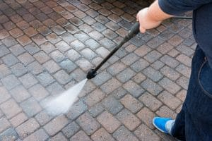 Check Out the Features on the Gas-Powered Cold Water Pressure Washer