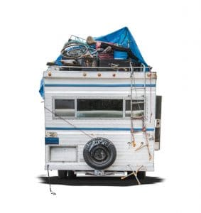RVs and Travel Trailers Need Special Cleanings: Pressure Washer Can Do the Trick