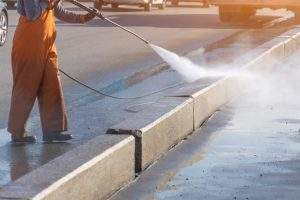 Three Ways a Pressure Washer Can Make Any Home or Business More Sanitary